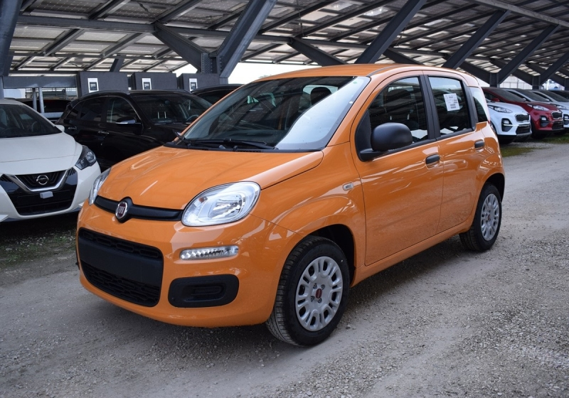 FIAT Panda 1.2 Easy Arancio Sicilia Km 0 TLU0ULT-a