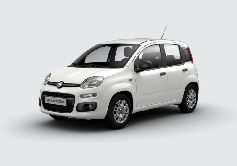 FIAT Panda 1.2 Easy Bianco Gelato Km 0 ES0B3SE-39621_esterno_lato_1