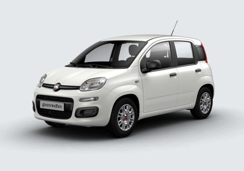FIAT Panda 1.0 hybrid Easy s&s 70cv Bianco Gelato Km 0 SS0C2SS-64271_esterno_lato_1