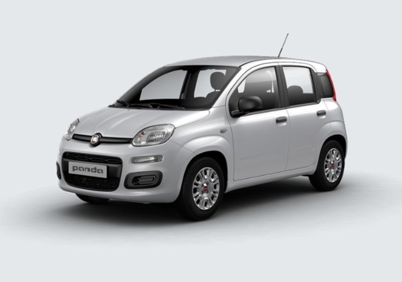 FIAT Panda 1.2 Easy Grigio Argento Km 0 0000VSR-a