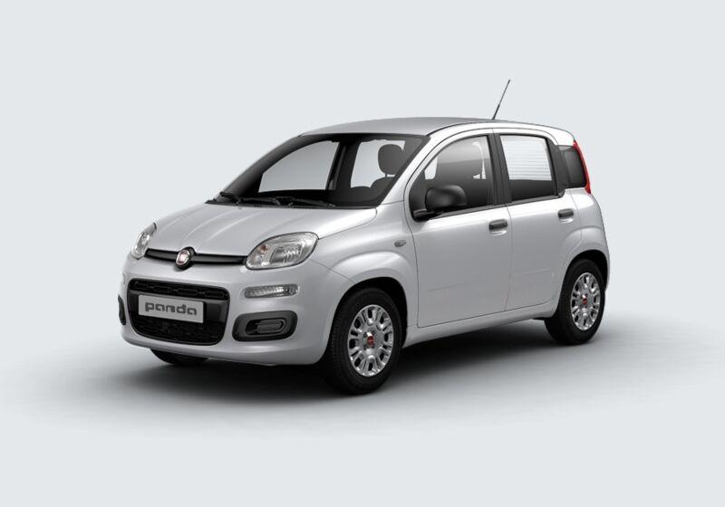 FIAT Panda 1.2 Easy Grigio Argento Km 0 7X0BKX7-46003_esterno_lato_1