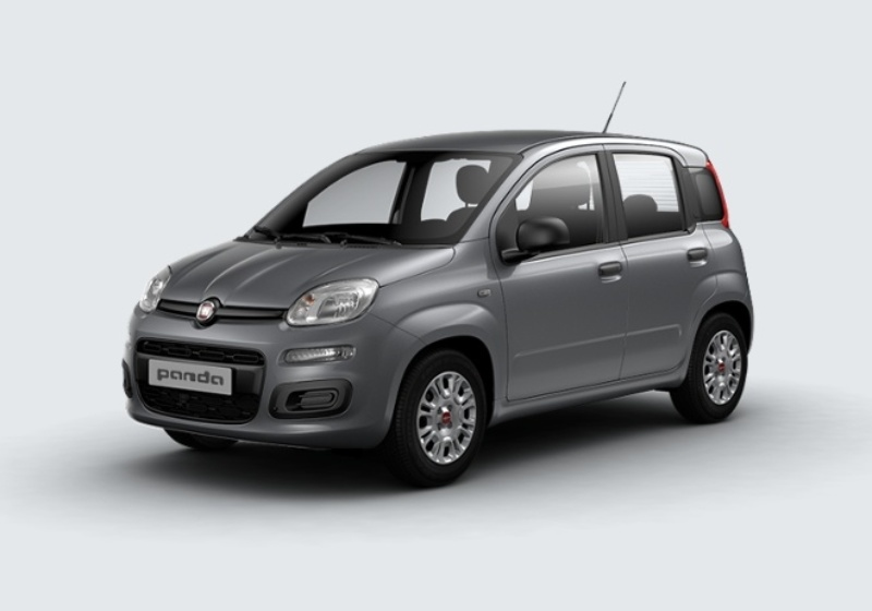 FIAT Panda 1.2 Easy Grigio Maestro Km 0 7Z909Z7-27635_esterno_lato_1