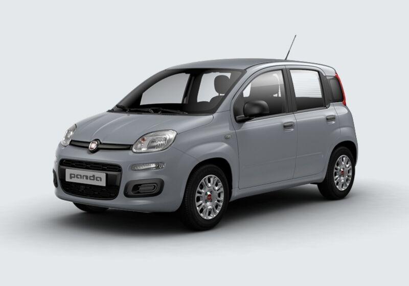 FIAT Panda 1.2 Easy Grigio Moda Km 0 JH0BSHJ-55595_esterno_lato_1