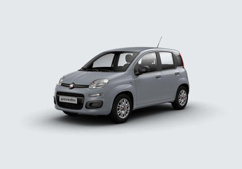 FIAT Panda 1.2 Easy Grigio Moda Km 0 KT0BSTK-56076_esterno_lato_1