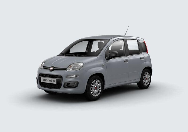 FIAT Panda 1.2 Easy Grigio Moda Km 0 XJ0BSJX-55677_esterno_lato_1
