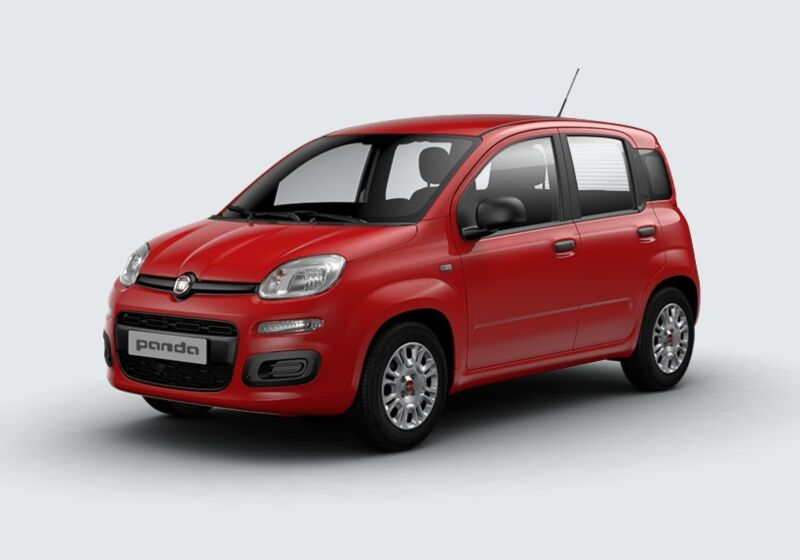 FIAT Panda 1.2 Easy Rosso Amore Km 0 290BV92-a
