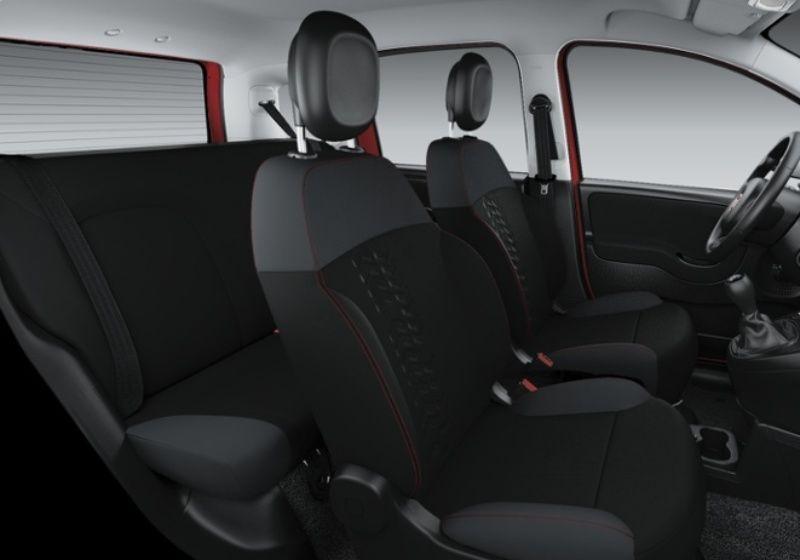 FIAT Panda 1.2 Easy Rosso Amore Km 0 9N0BAN9-33338_interno_lato_6