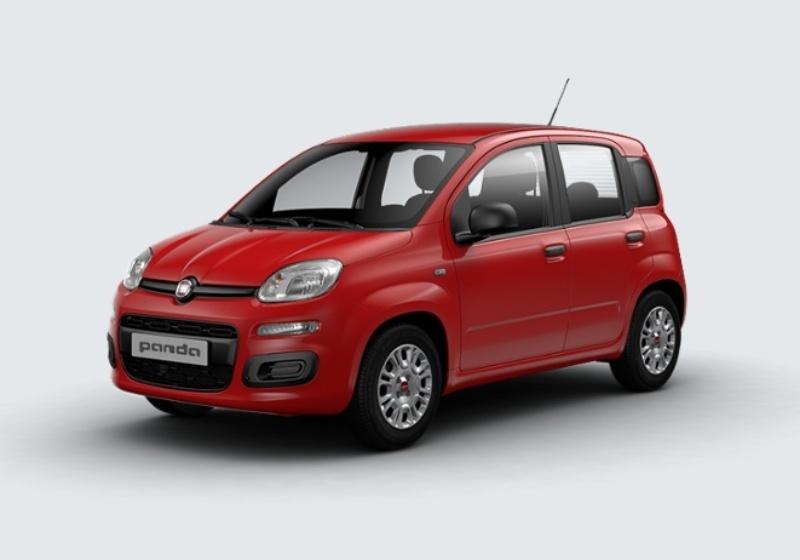 FIAT Panda 1.2 Easy Rosso Amore Km 0 0000VSZ-a