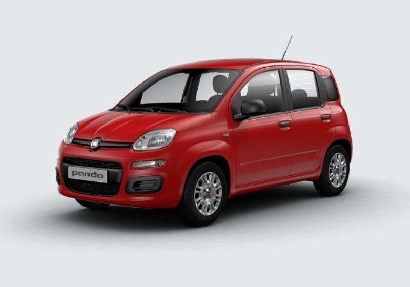 FIAT Panda 1.2 Easy Rosso Amore Km 0 KDU0UDK-a