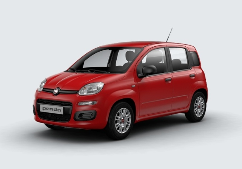 FIAT Panda 1.2 Easy Rosso Amore Km 0 VDU0UDV-a