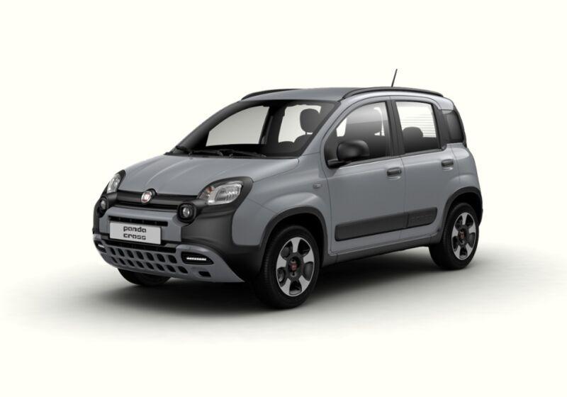 FIAT Panda 1.2 easypower City Cross s&s 69cv Grigio Moda Km 0 NW0CJWN-cross