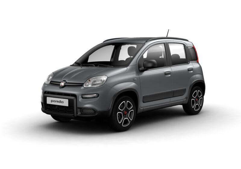 FIAT Panda 1.2 easypower City Life Gpl s&s 69cv Grigio Maestro Km 0 QS0CHSQ-1