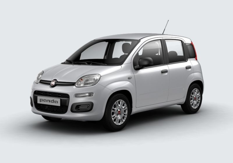 FIAT Panda 1.2 EasyPower Easy Grigio Argento Km 0 A70B37A-39520_esterno_lato_1