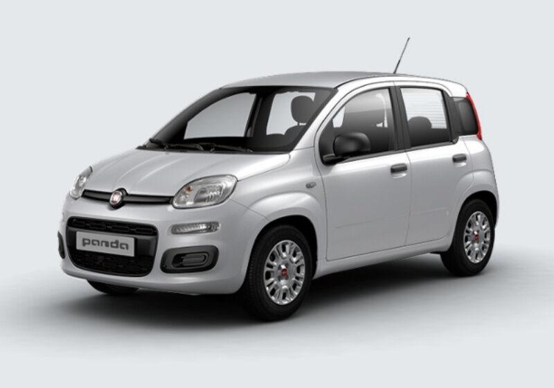 FIAT Panda 1.2 EasyPower Easy Grigio Argento Km 0 PM0B2MP-36338_esterno_lato_1