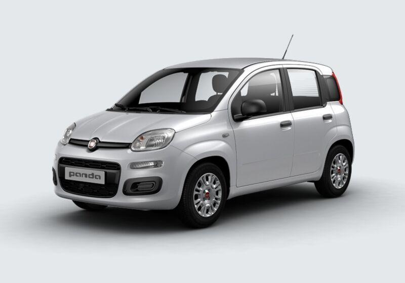 FIAT Panda 1.2 EasyPower Easy Grigio Argento Km 0 ZV0BKVZ-45951_esterno_lato_1