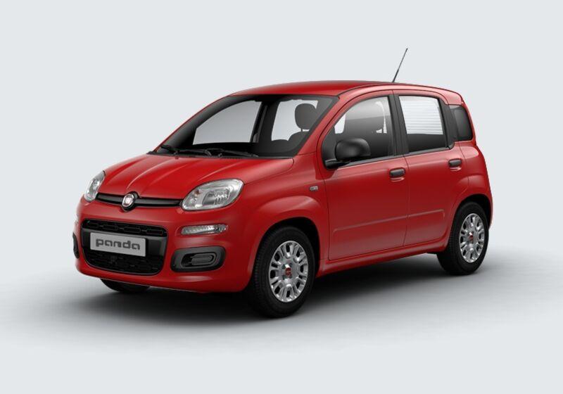FIAT Panda 1.2 EasyPower Easy Rosso Amore Km 0 M50BJ5M-44463_esterno_lato_1