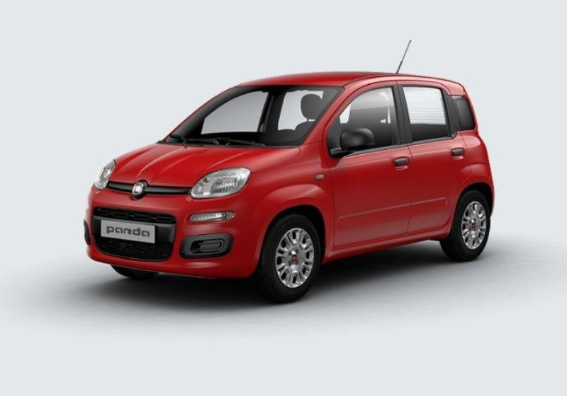 FIAT Panda 1.2 EasyPower Easy Rosso Amore Km 0 NM0BAMN-33265_esterno_lato_1