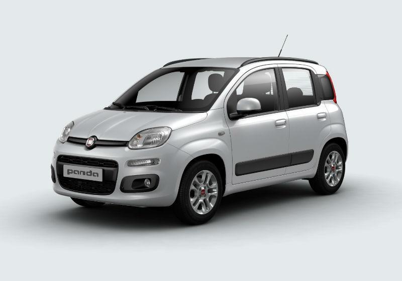 FIAT Panda 1.2 EasyPower Lounge Grigio Argento Km 0 T39093T-a