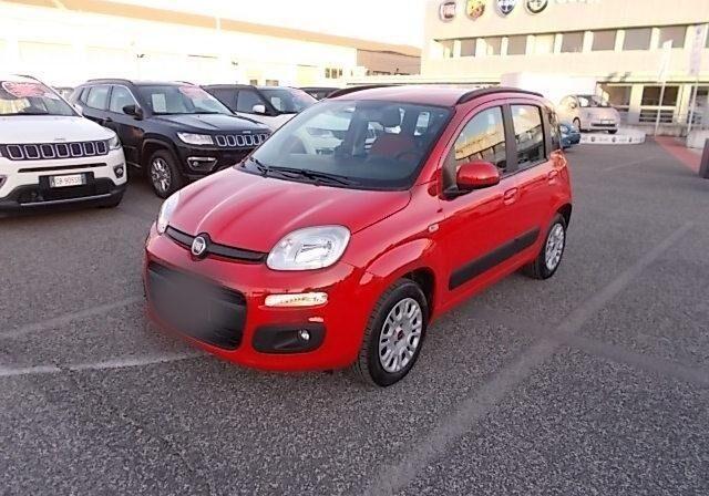 FIAT Panda 1.2 Lounge Rosso Amore Usato Garantito Q70BZ7Q-1-v1