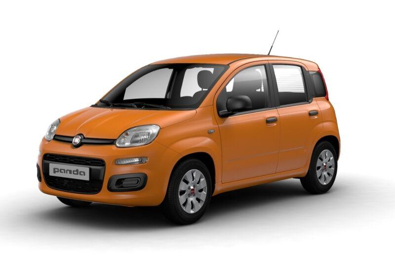 FIAT Panda 1.2 Pop Arancio Sicilia Km 0 QX0BNXQ-a-v1