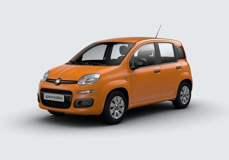 FIAT Panda 1.2 Pop Arancio Sicilia Km 0 ZG0BRGZ-54559_esterno_lato_1