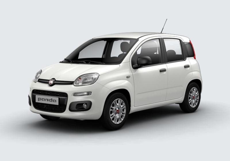 FIAT Panda 1.2 Easy Bianco Gelato Km 0 08XNO-a