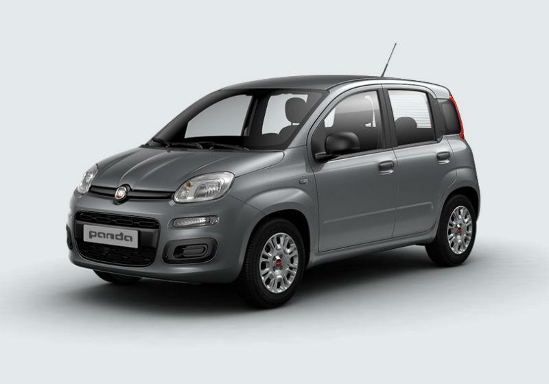 FIAT Panda 1.2 Easy Grigio Colosseo Km 0 1MISH-a