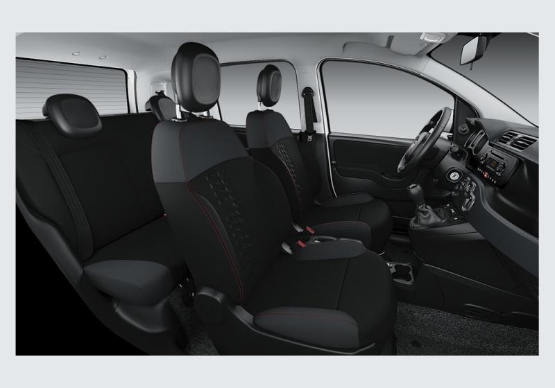 FIAT Panda 1.3 MJT 95 CV S&S Easy Grigio Colosseo Km 0 TCOX4-5