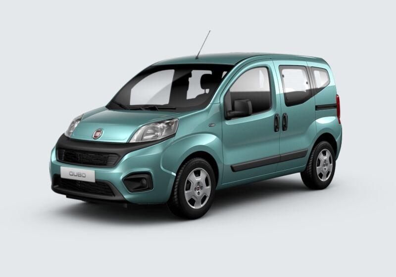 FIAT Qubo 1.3 MJT 80 CV Easy Azzurro Libertà Km 0 PM0B3MP-39410_esterno_lato_1