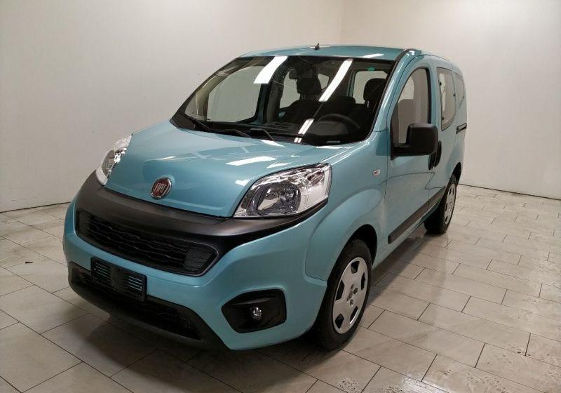 FIAT Qubo 1.3 MJT 80 CV Easy Azzurro Libertà Km 0 PM0B3MP-FY671WC_01