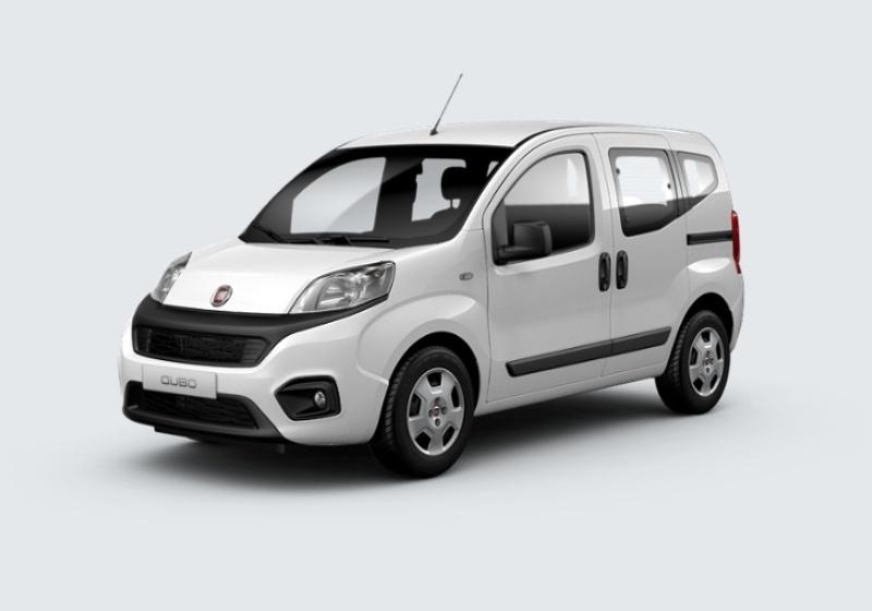 FIAT Qubo 1.3 MJT 80 CV Easy Bianco Gelato Km 0 KZ909ZK-27628_esterno_lato_1