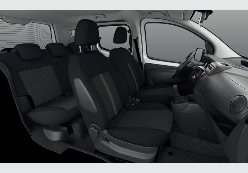 FIAT Qubo 1.3 MJT 80 CV Easy Bianco Gelato Km 0 KZ909ZK-27628_interno_lato_6
