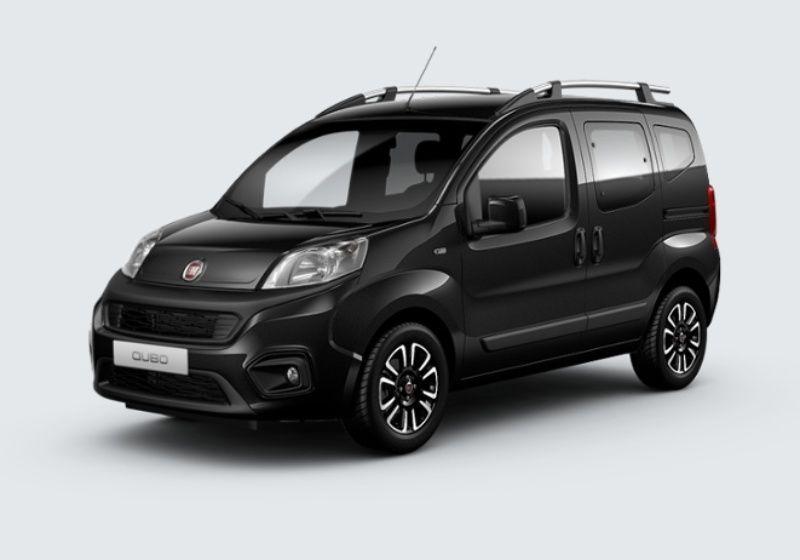 FIAT Qubo 1.3 MJT 80 CV Start&Stop Lounge Nero Tenore Km 0 B70BD7B-37473_esterno_lato_1