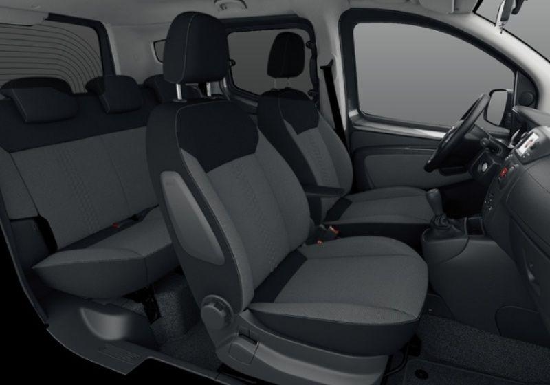 FIAT Qubo 1.3 MJT 80 CV Start&Stop Lounge Nero Tenore Km 0 B70BD7B-37473_interno_lato_6