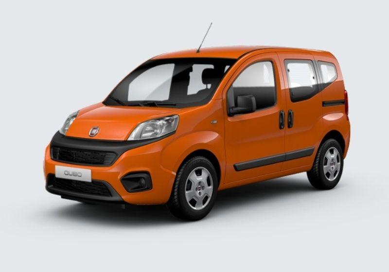 FIAT Qubo 1.3 MJT 95 CV Easy Arancio Sicilia Km 0 6Y0BDY6-37840_esterno_lato_1