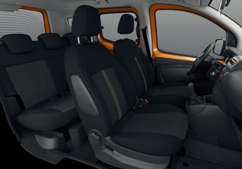 FIAT Qubo 1.3 MJT 95 CV Easy Arancio Sicilia Km 0 6Y0BDY6-37840_interno_lato_6