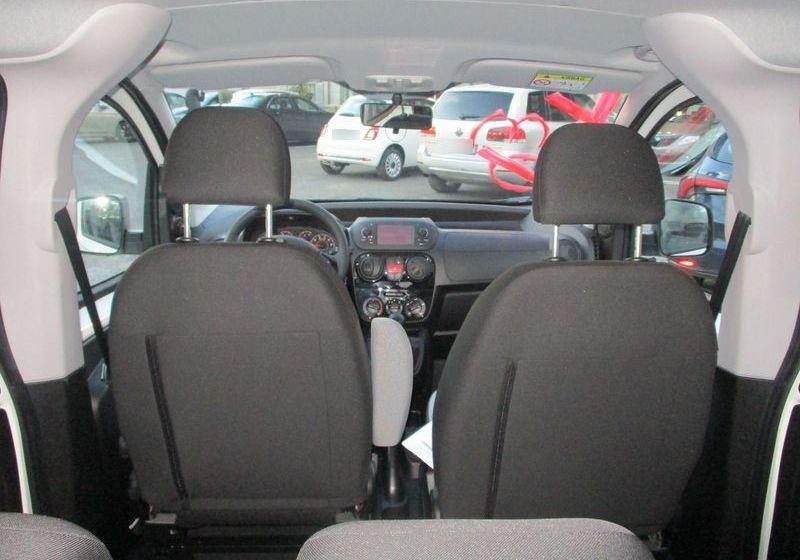 FIAT Qubo 1.4 8V 77 CV Lounge Natural Power Bianco Gelato Km 0 CH0B2HC-m_censored