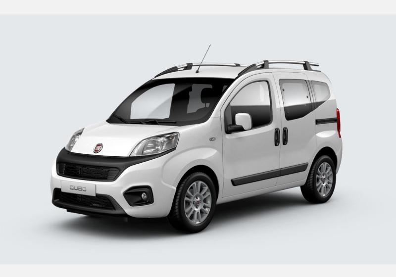 FIAT Qubo 1.3 MJT 95 CV Lounge Bianco Gelato Km 0 14F62-a1