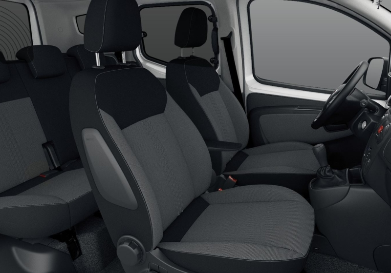 FIAT Qubo 1.3 MJT 95 CV Lounge Bianco Gelato Km 0 14F62-e