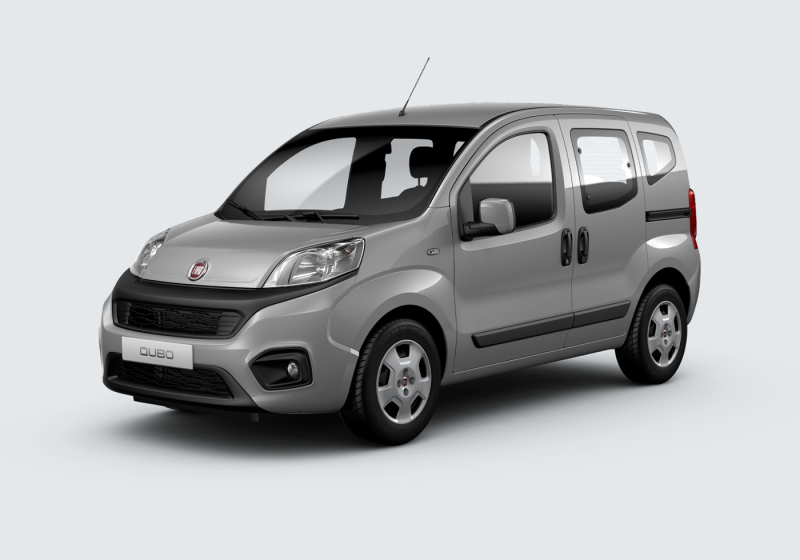 FIAT Qubo 1.3 MJT 95 CV Lounge Grigio Maestro Km 0 UPHHV-1