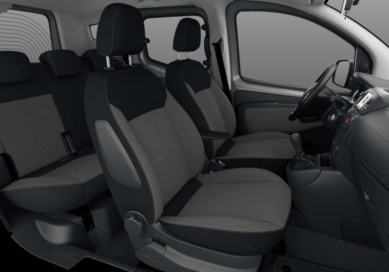 FIAT Qubo 1.3 MJT 95 CV Lounge Grigio Maestro Km 0 UPHHV-5