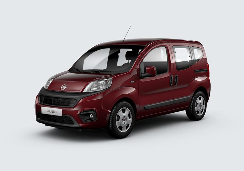 FIAT Qubo 1.3 MJT 80 CV Lounge Rosso Amore Km 0 01930-a1