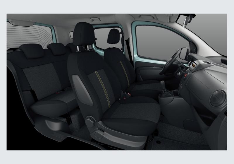 FIAT Qubo 1.3 MJT 80 CV Easy Azzurro Libertà Km 0 3TJRE-e