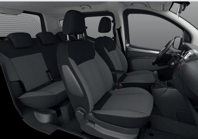 FIAT Qubo 1.3 MJT 95 CV Lounge Nero Tenore Km 0 0NUBN-e