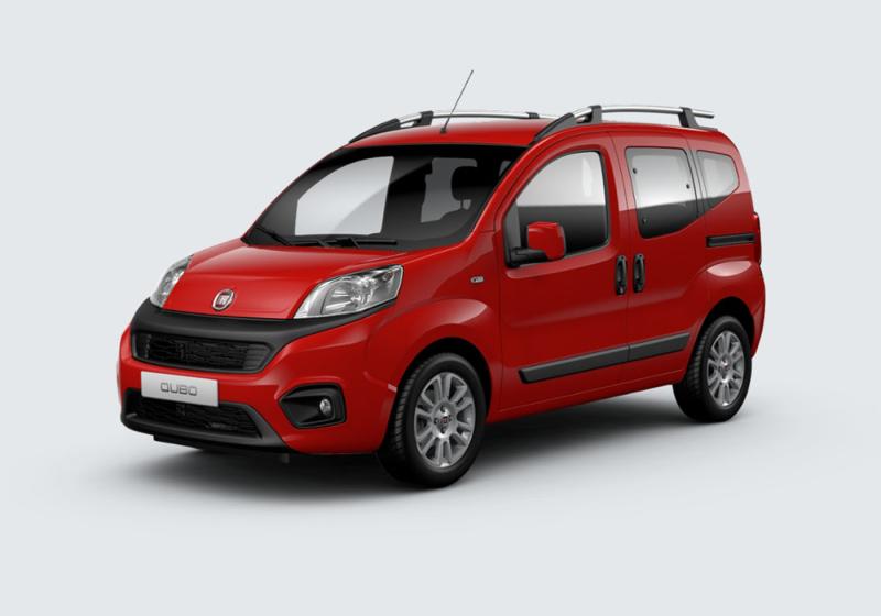 FIAT Qubo 1.3 MJT 80 CV Lounge Rosso Passione Km 0 464L3-a1