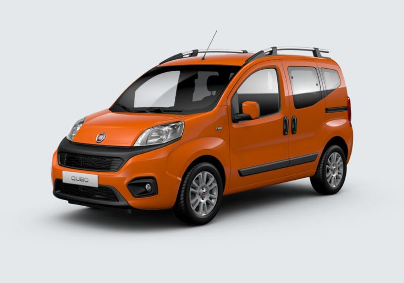 FIAT Qubo 1.3 MJT 95 CV Lounge Arancio Sicilia Km 0 6WC31-a1