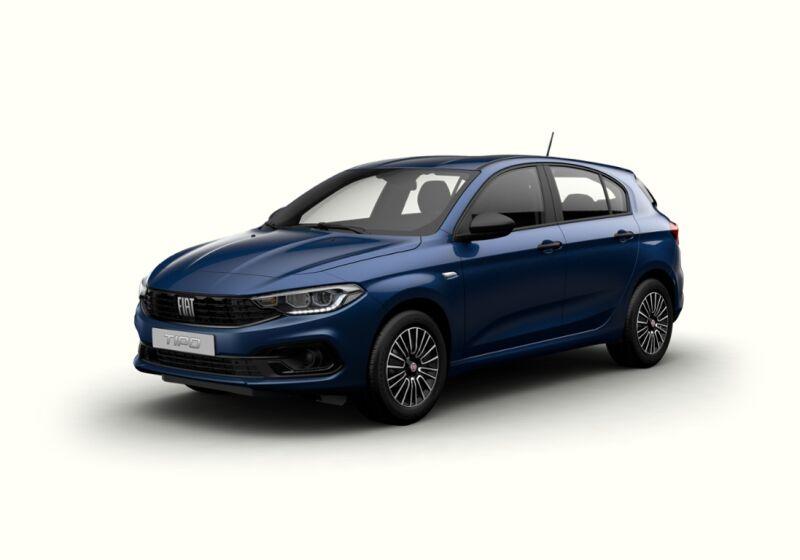 FIAT Tipo 1.0 5 porte City Life Blu Venezia Km 0 VP0CFPV-a