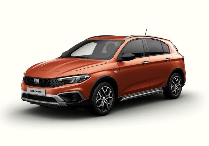 FIAT Tipo 1.0 5 porte Cross Paprika Orange Km 0 HB0BYBH-a-v1