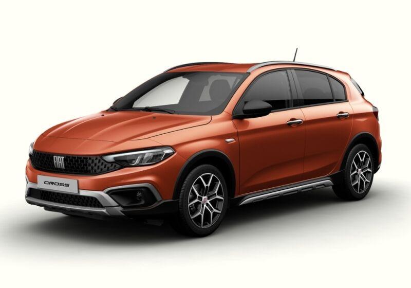 FIAT Tipo 1.0 5 porte Cross Paprika Orange Km 0 HD0BYDH-a-v1