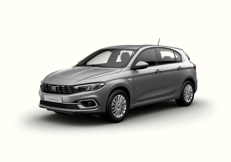 FIAT Tipo 1.0 5 porte Life Grigio Garbato Km 0 6P0CHP6-a
